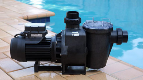 Hydrostorm eco three speed pump
