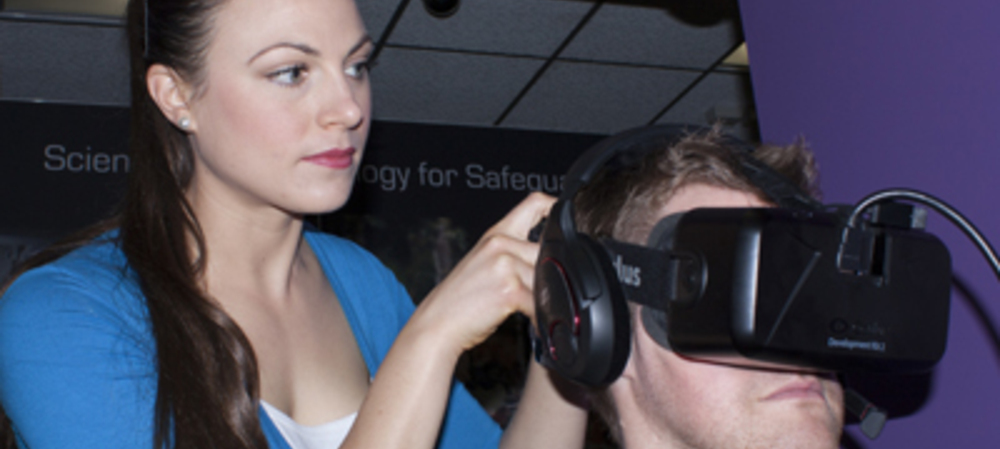 Defence considers Oculus Rift for training exercises
