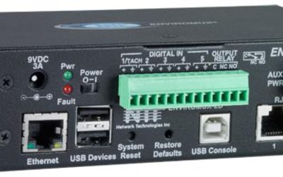 Network Technologies ENVIROMUX-2D environment monitoring system