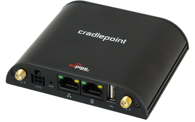 Cradlepoint COR IBR600 integrated broadband router for M2M