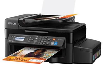 Epson EcoTank printer range