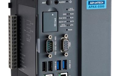 Advantech APAX-5580 modular DIN-Rail IPC