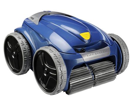 Zodiac vx55 4wd vortex pro robotic pool cleaner for Aspirateur piscine zodiac vortex 3 4wd