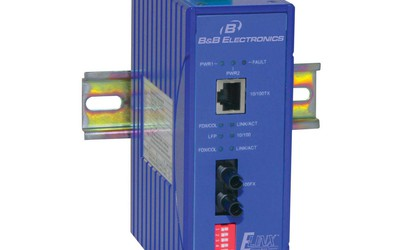 B&B Electronics Elinx EIR Series Ethernet Media Converter