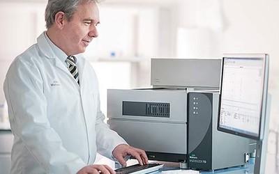 Malvern Viscosizer TD biomolecule measurement