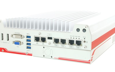 Neousys Technology Nuvo-5000 series rugged fanless PC