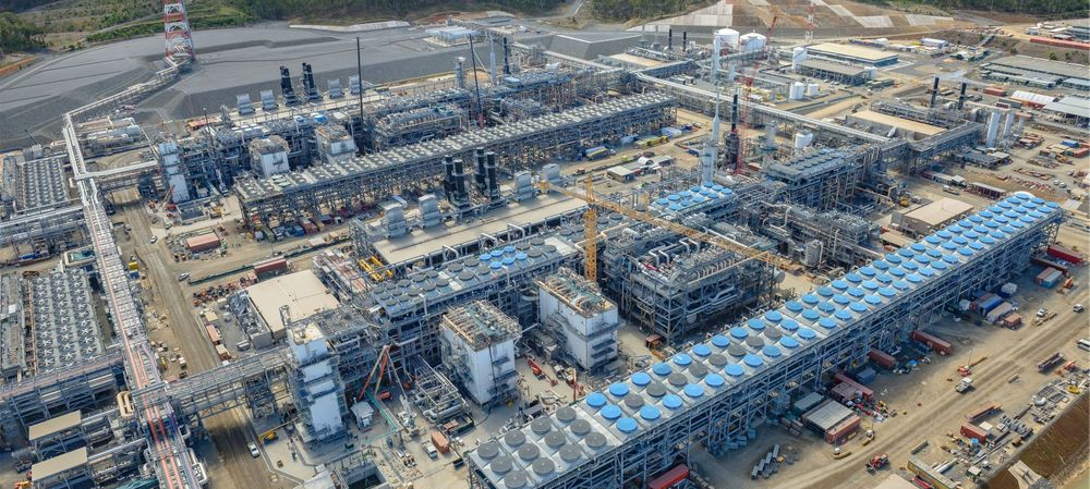 Appetite for LNG grows, industry struggles