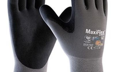 ATG MaxiFlex glove with AD-APT anti-perspirant technology