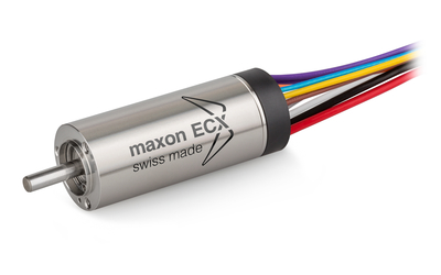 maxon motor ECX SPEED high-speed brushless DC motors