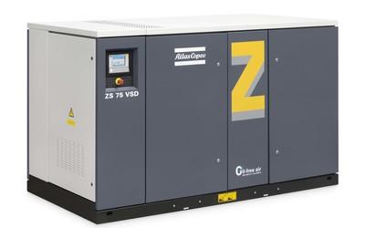 Atlas Copco ZS 18–160 kW blower