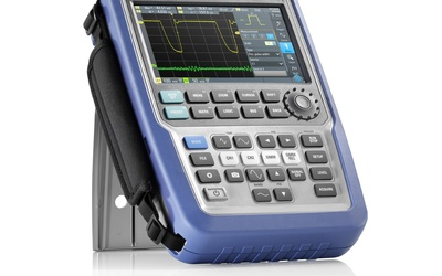 Rohde & Schwarz R&S Scope Rider portable oscilloscope