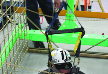 Confined space can be a death trap in the waiting