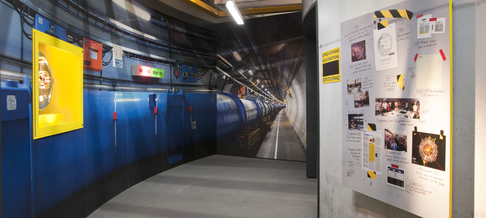 The Large Hadron Collider and more at the Sydney Science Festival