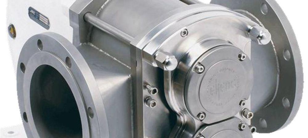 Pump technology doubles the flow