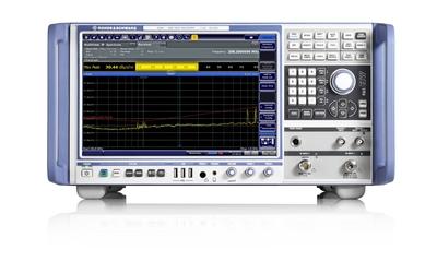 R&S ESW EMI test receiver