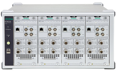 Anritsu MT8870A Universal Wireless Test Set for simplified IoT device testing