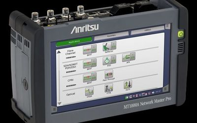 Anritsu OTDR Modules for Network Master Pro MT1000A tester