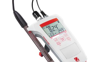 OHAUS Starter 300 portable pH meter