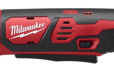 Milwaukee right-angle impact driver