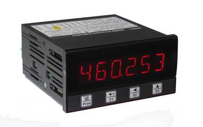 Instrotech Model IQ200 multifunction process indicator