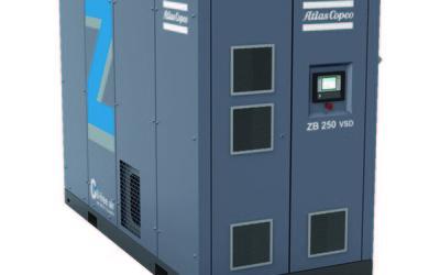 ZB 100-250 VSD Centrifugal Turbo Blower