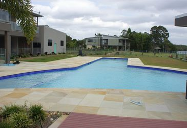 Set-and-forget treatment solution for Qld builder's pool