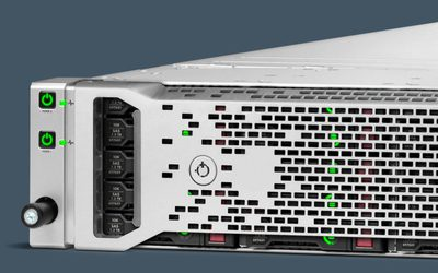 Hewlett Packard Enterprise Hyper Converged 380 virtualisation solution