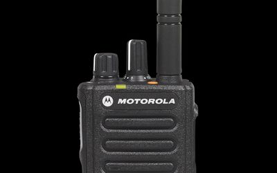 MOTOTRBO Capacity Max trunked radio system