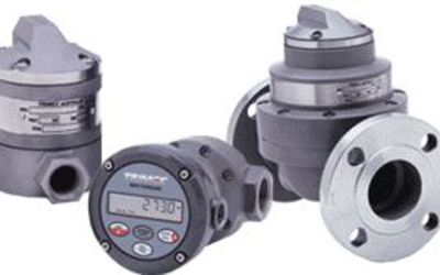 Trimec Flow Products rotary piston flowmeters