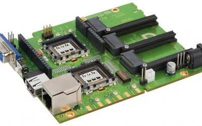 element14 mangOH Green Open Hardware Platform