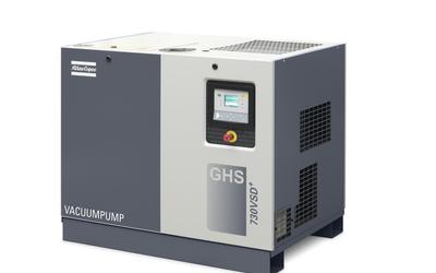 Atlas Copco GHSVSD+ vacuum pump