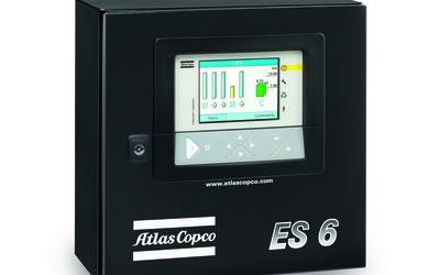 Atlas Copco ES Controllers for multiple compressor installations