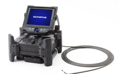 Olympus iPlex NX industrial videoscope