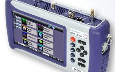 VeEX VePAL CX380s-D3 test solution