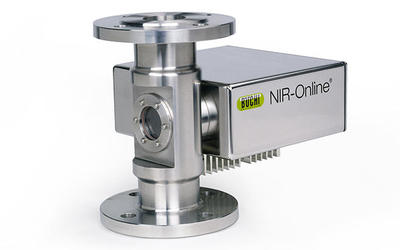 NIR-Online spectroscopy