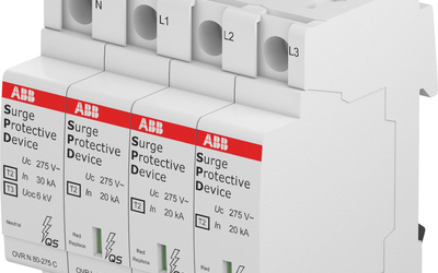 ABB QuickSafe surge protection device