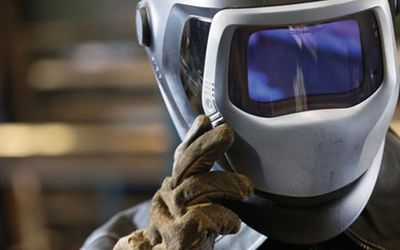 3M Speedglas welding helmet series 9100XXi