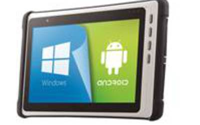 ADLINK Technology IMT-BT industrial rugged tablet