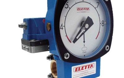 Eletta flow sensor upgrade