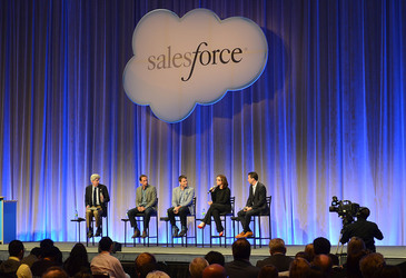 Salesforce joins ASD's Certified Cloud List