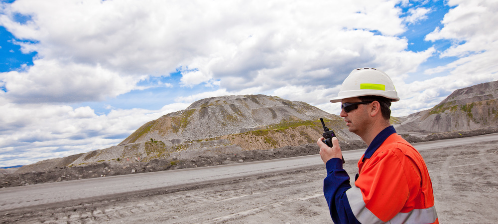 Radio apps for lone worker safety