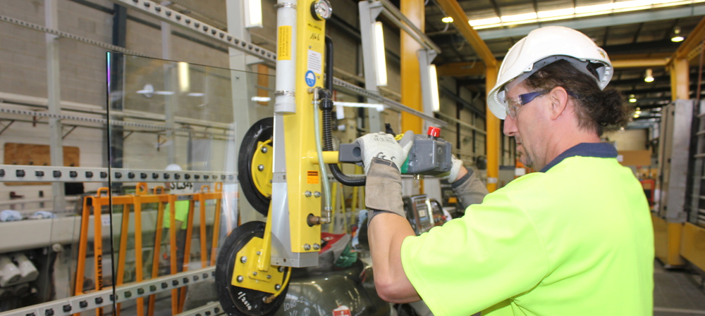 Tough approach pays safety dividend for glass fabricator