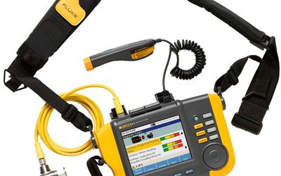Fluke 810 rotating machine vibration tester