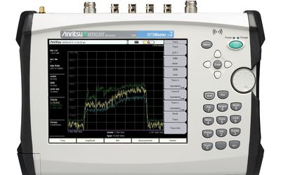 Anritsu Spectrum Analyser PIM Alert Application