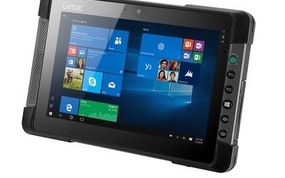 Getac T800 rugged tablet