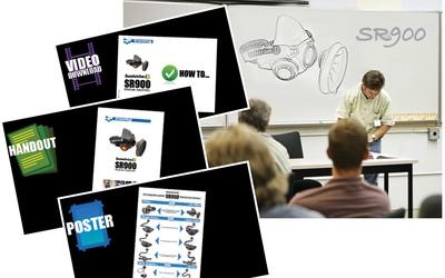 Safety Equipment Australia smartphone app on respiratory protection equipment