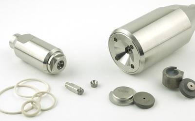 RACA International spray-drying atomiser nozzles