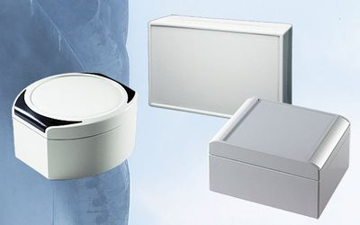 ROLEC IP upgradeable enclosures