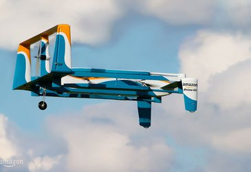 Amazon's drone trials; ACCC slams broadband ads; Taking on ransomware