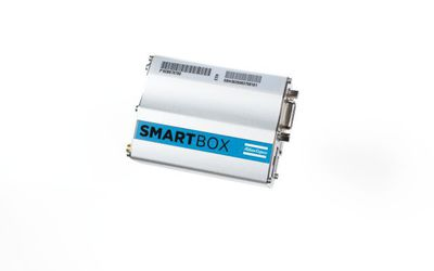 Atlas Copco SmartLink remote monitoring system